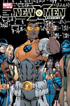 New X-Men #10