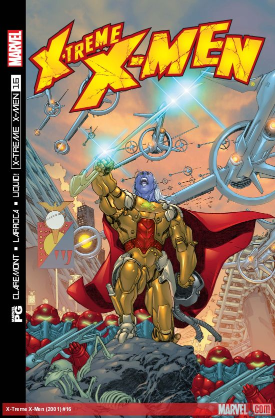 X-Treme X-Men (2001) #16