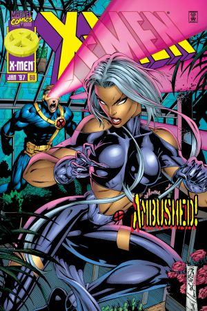 X-Men (1991) #60