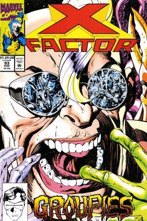 X-Factor (1986) #93