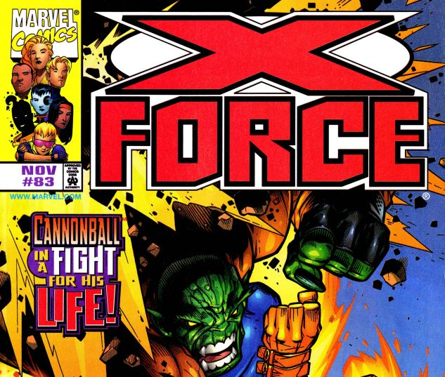 X-Force (1991) #83