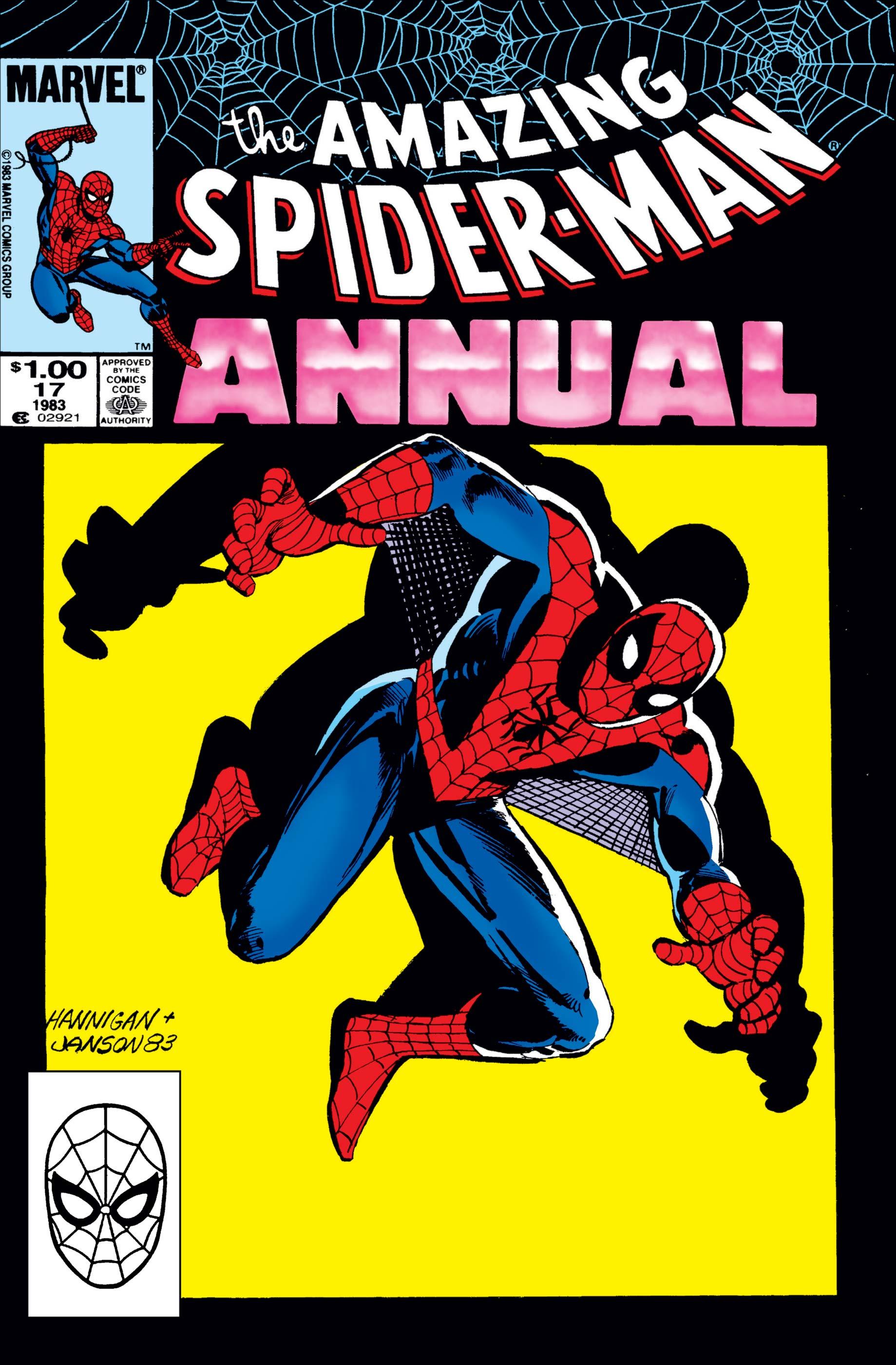 Amazing Spider-Man Annual (1964) #17