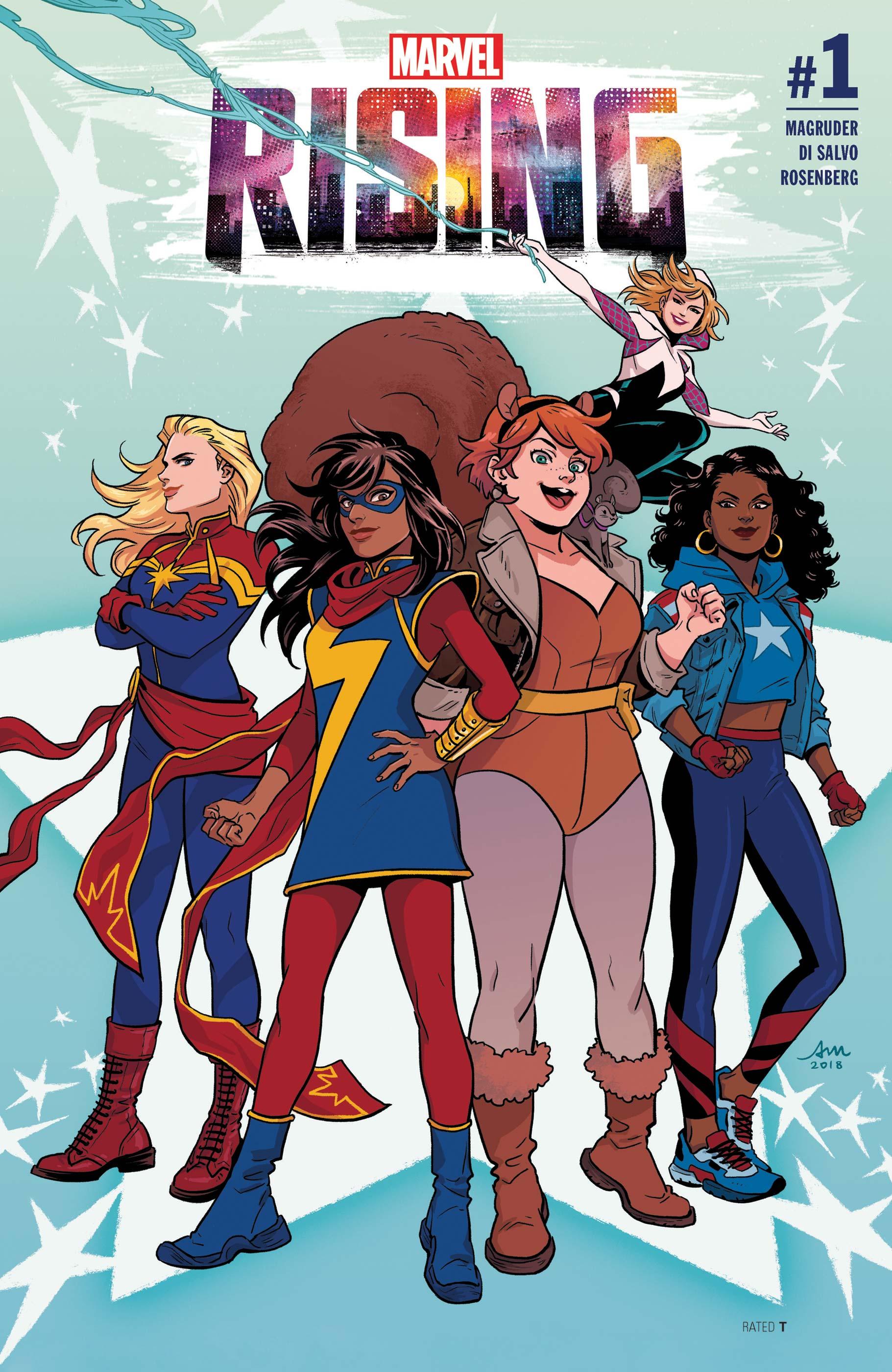 Marvel Rising (2019) #1
