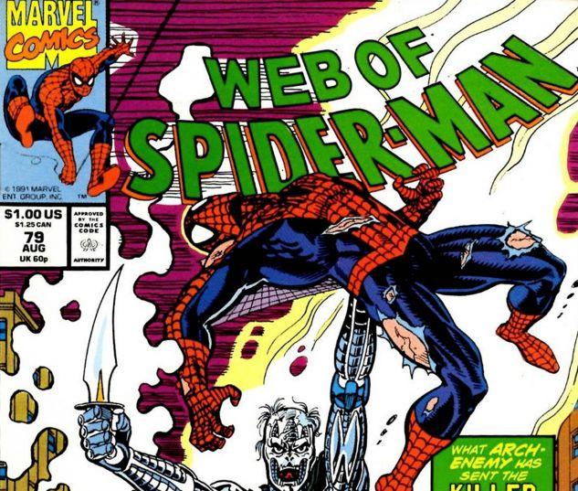 Web of Spider-Man (1985) #79