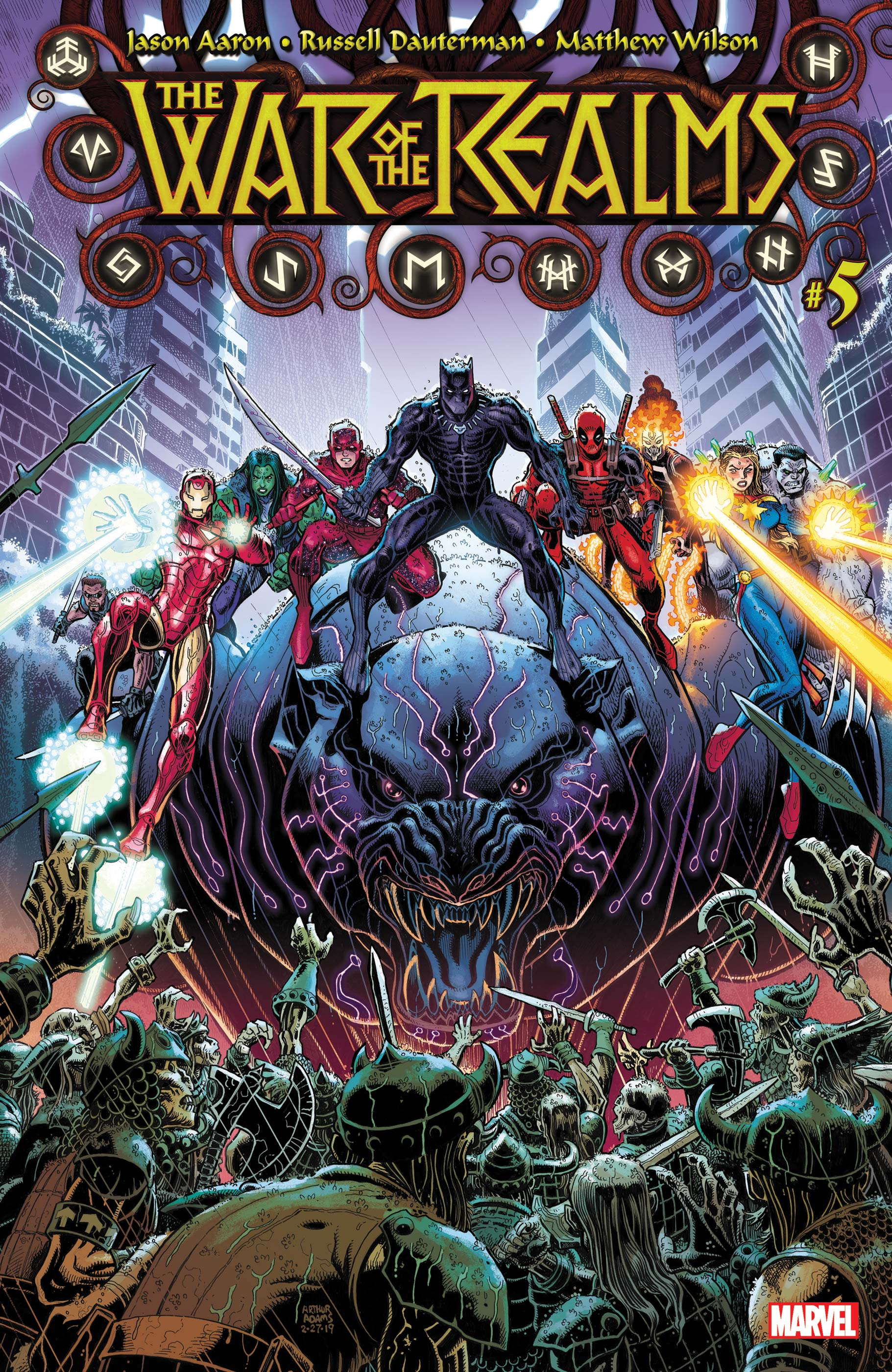 War of the Realms (2019) #5