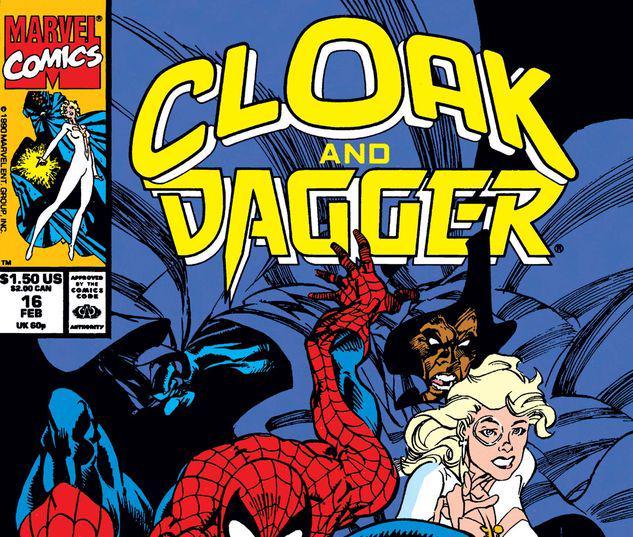 Cloak and Dagger #16