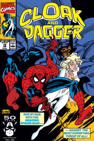 The Mutant Misadventures of Cloak and Dagger #16