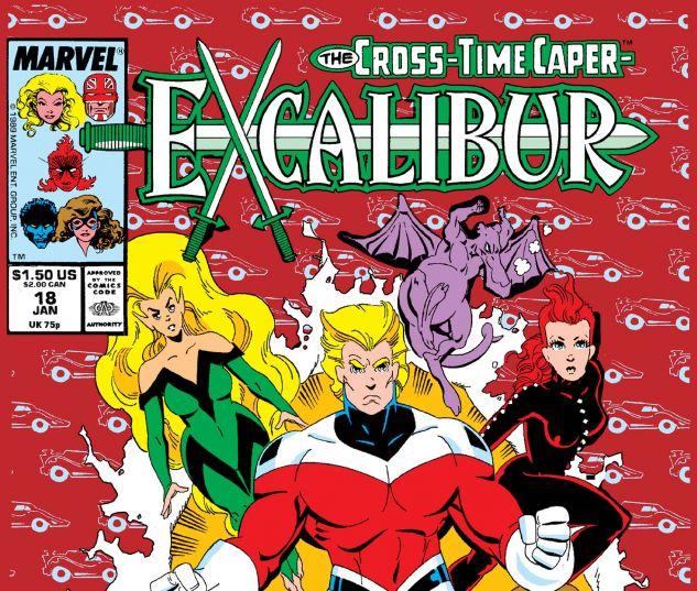 EXCALIBUR (1988) #18