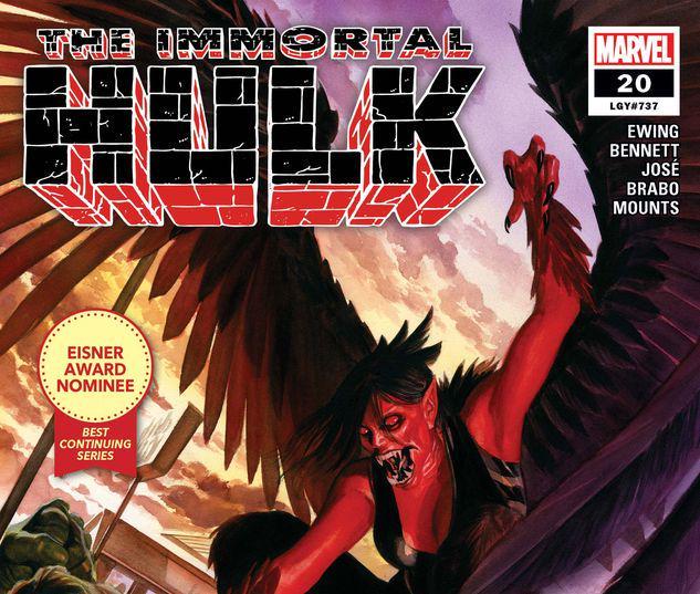 Immortal Hulk #20