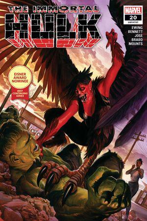 Immortal Hulk (2018) #20