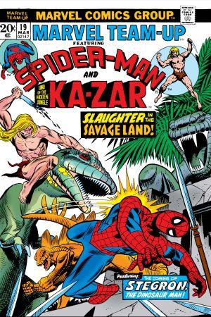 Marvel Team-Up (1972) #19