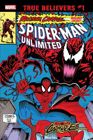 True Believers: Absolute Carnage - Maximum Carnage #1