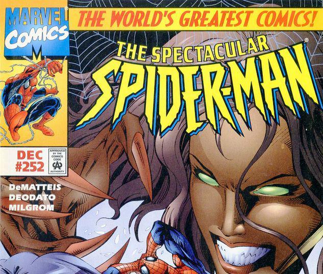 Spectacular Spider-Man #252