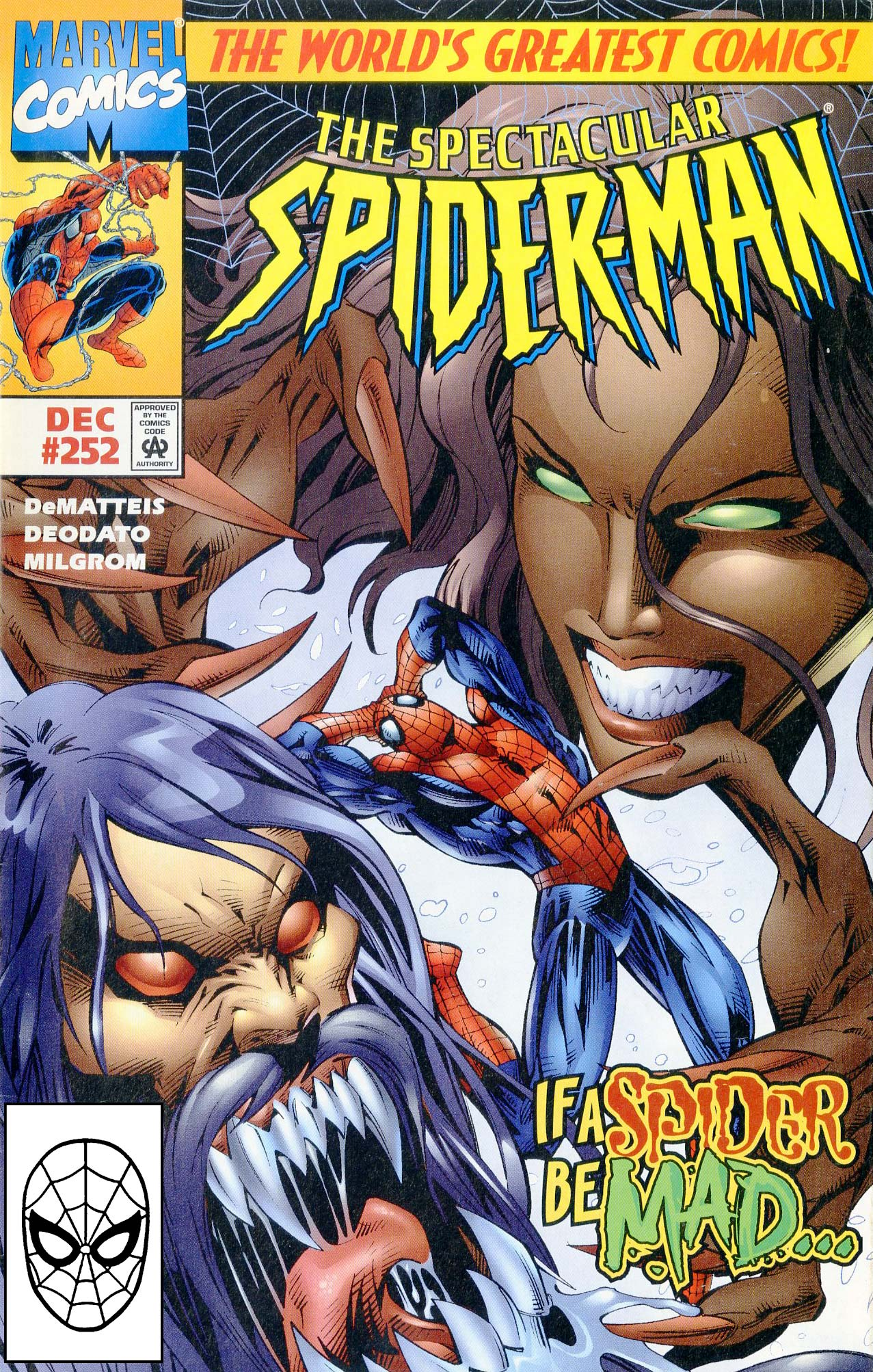 Peter Parker, the Spectacular Spider-Man (1976) #252