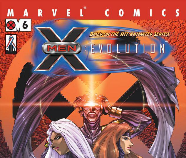 X-Men: Evolution #6