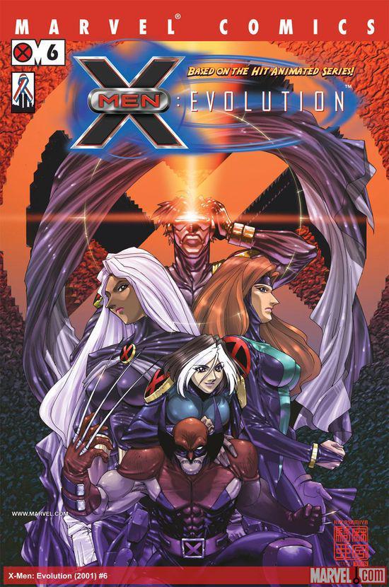X-Men: Evolution (2001) #6