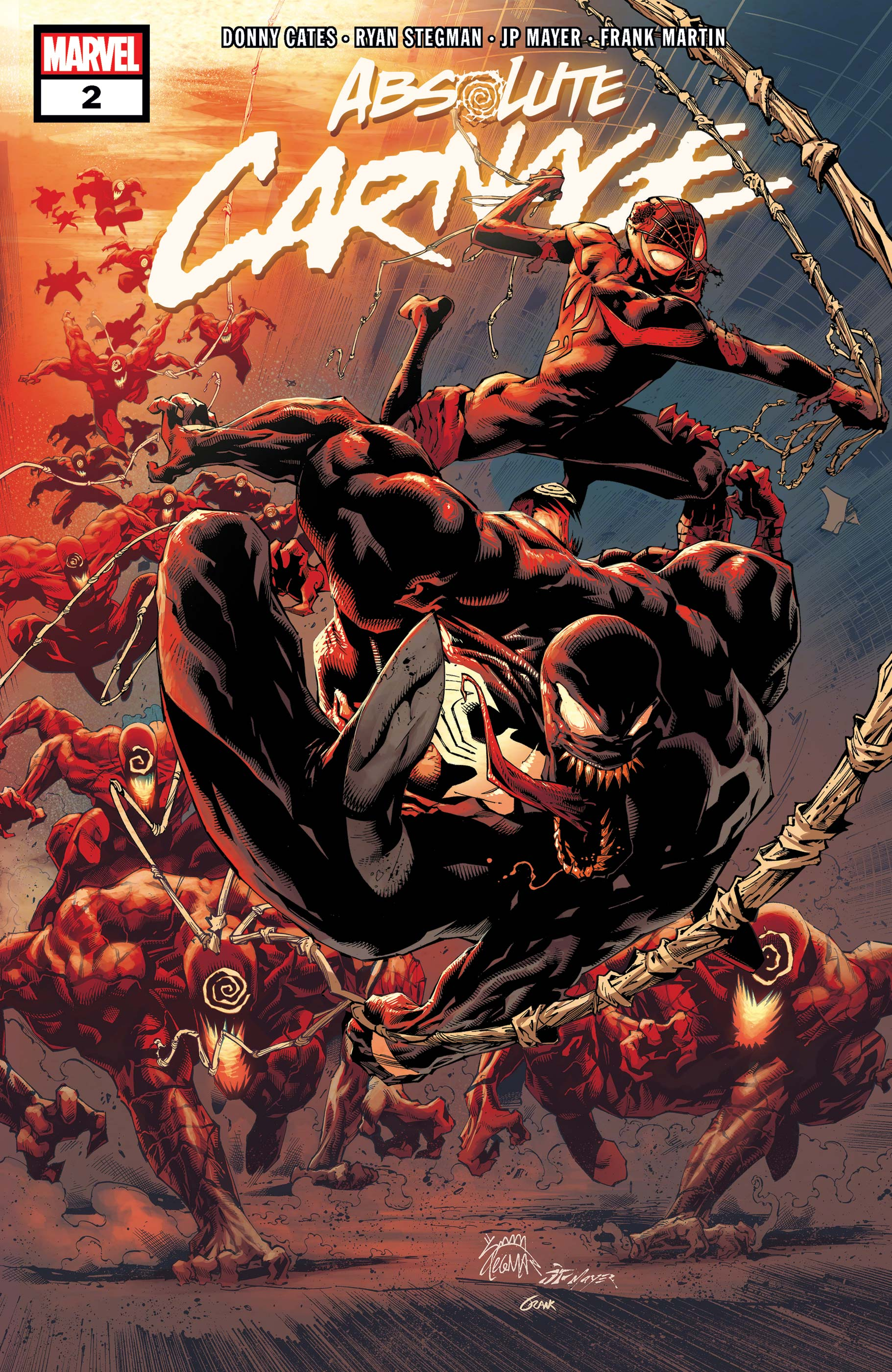 Absolute Carnage (2019) #2