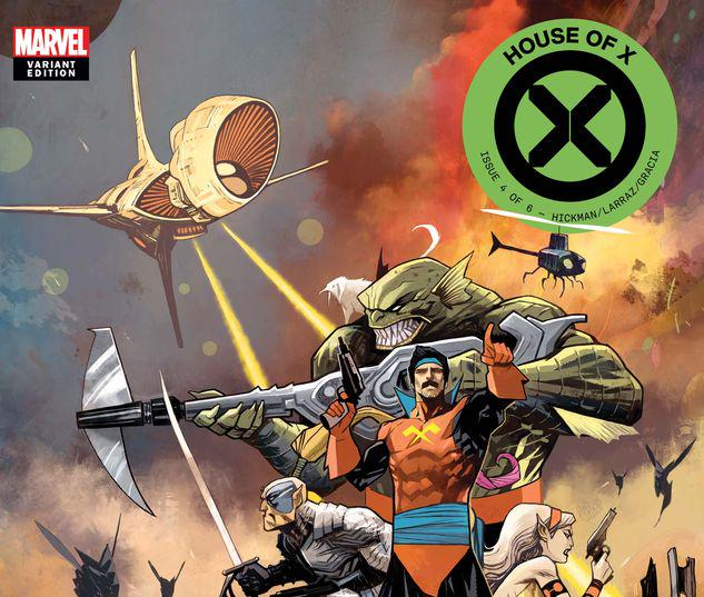 House of X #4