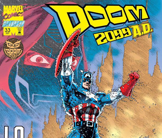 Doom 2099 #33