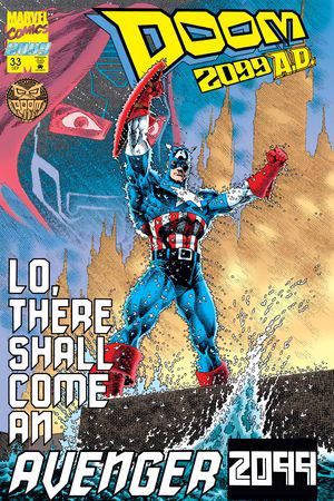 Doom 2099 (1993) #33