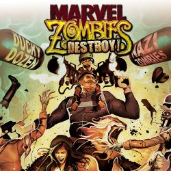 Marvel Zombies Destroy! (2011-2012)