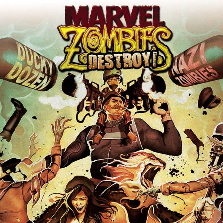 Marvel Zombies Destroy! (2011 - 2012)