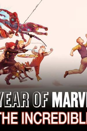 A Year of Marvels: The Incredible (2016)