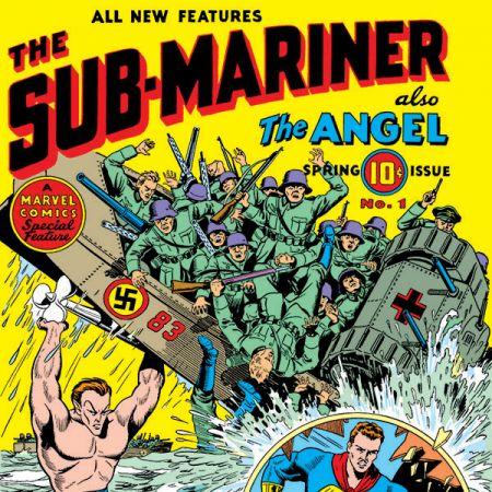 Sub-Mariner Comics (1941 - 1955)