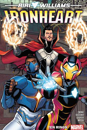 Ironheart Vol. 2: Ten Rings (Trade Paperback)