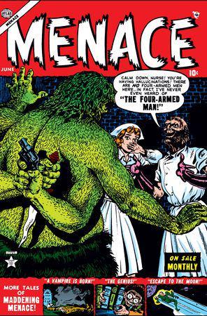 Menace (1953) #4