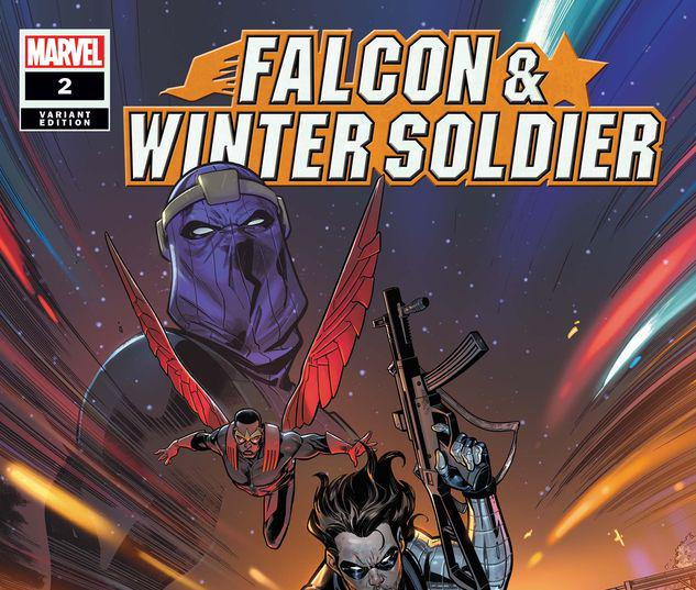 Falcon & Winter Soldier #2