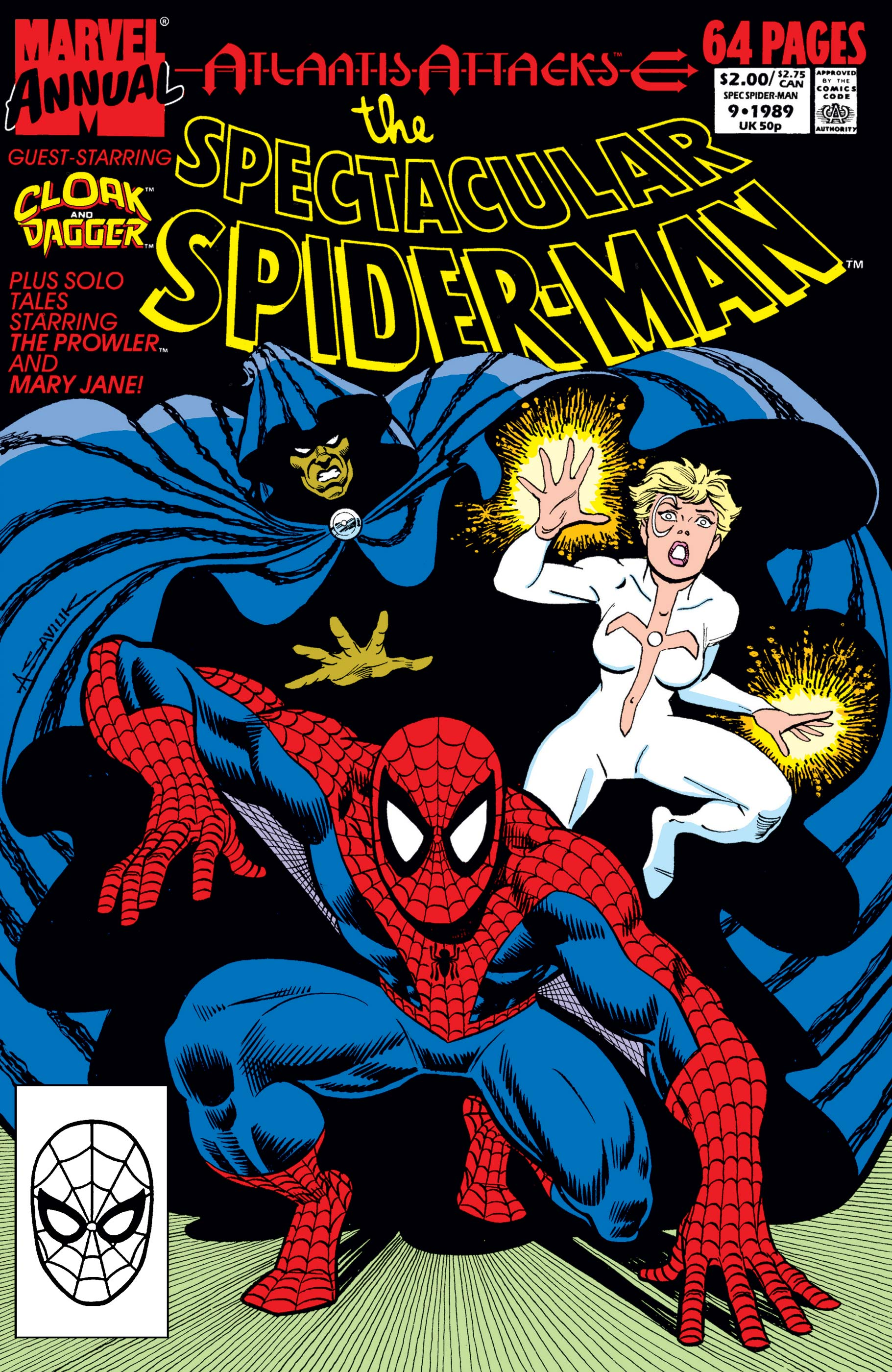 Peter Parker, the Spectacular Spider-Man Annual (1979) #9