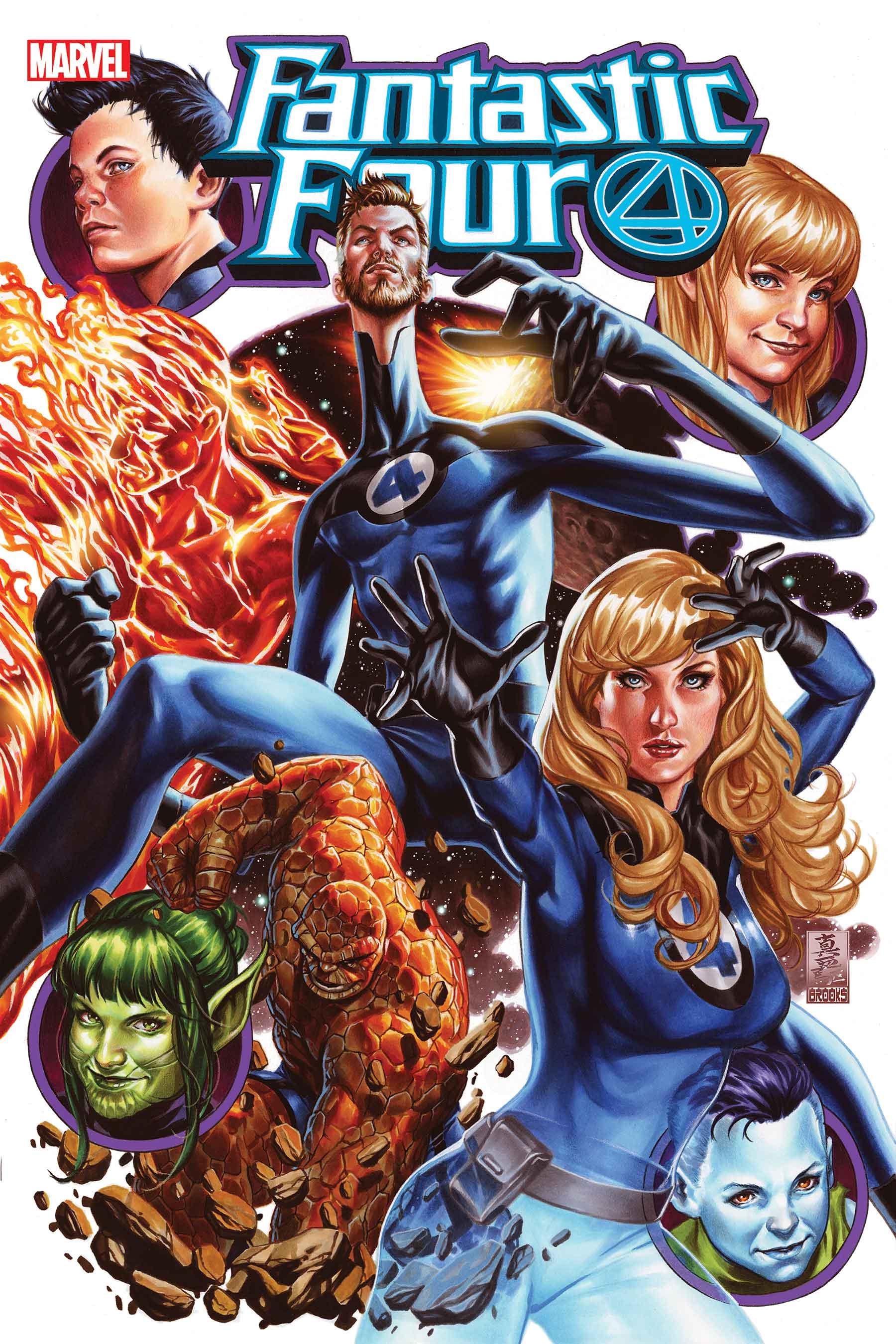 Fantastic Four (2018) #25