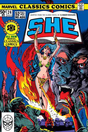 Marvel Classics Comics Series Featuring #24