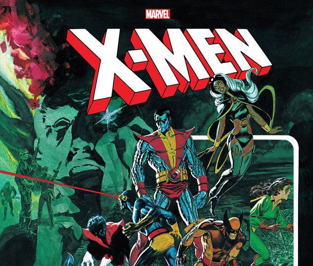 X-MEN: GOD LOVES, MAN KILLS EXTENDED CUT GALLERY EDITION HC #1