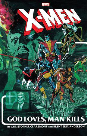 X-Men: God Loves, Man Kills Extended Cut Gallery Edition (Hardcover)