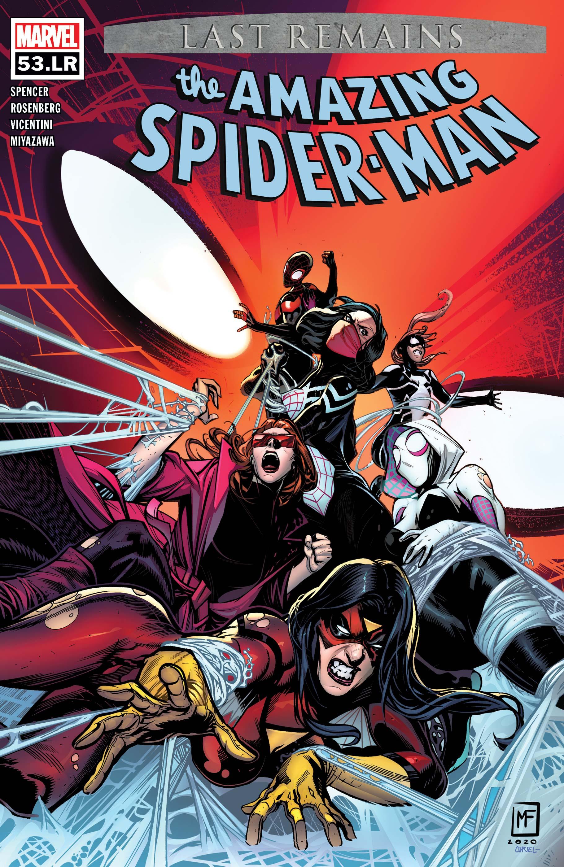 The Amazing Spider-Man (2018) #53.1