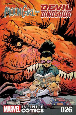 Moon Girl and Devil Dinosaur Infinite Comic (2019) #26