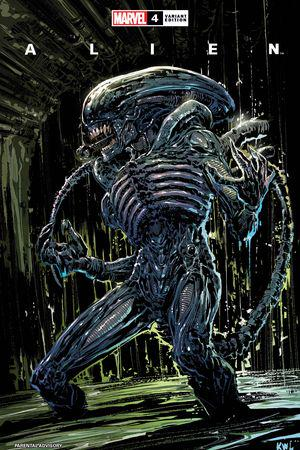 Alien #4  (Variant)
