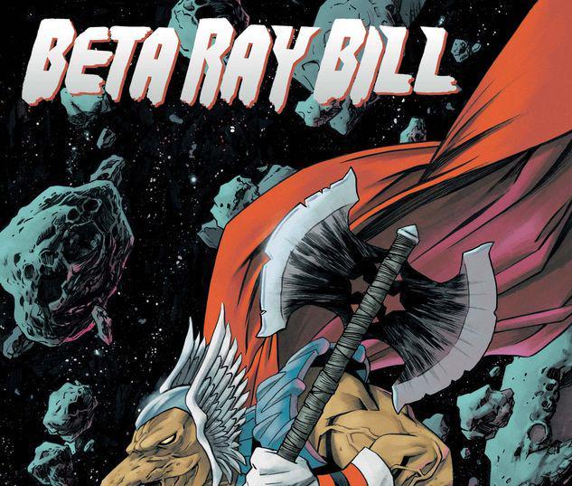Beta Ray Bill #4