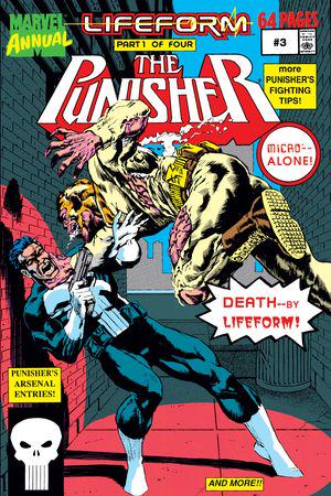 The Punisher Annual #3
