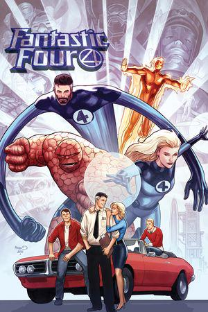 Fantastic Four #35  (Variant)