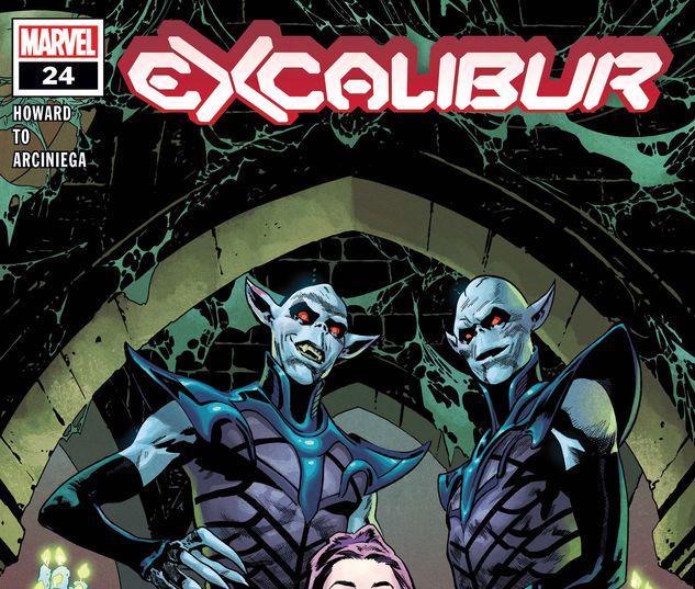Excalibur #24