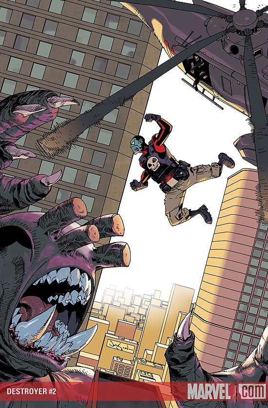 Destroyer (2009) #2