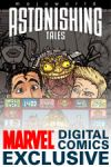 Astonishing Tales: Mojoworld Digital Comic (2008) #2
