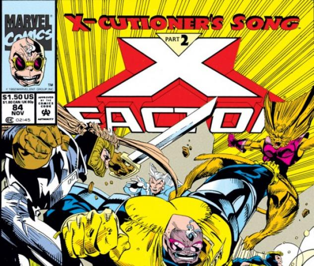 X-Factor #84