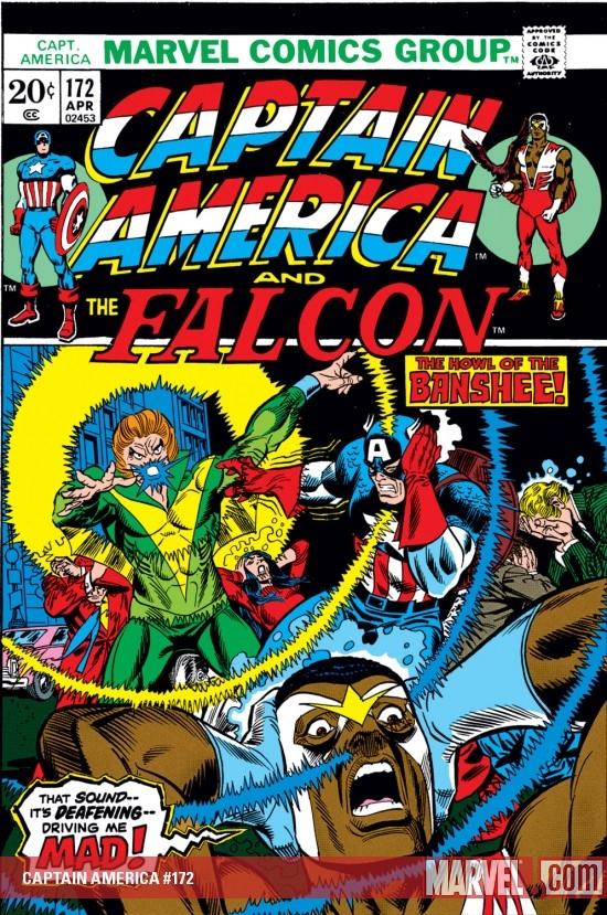 Captain America (1968) #172