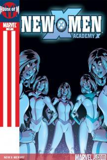New X-Men (2004) #17