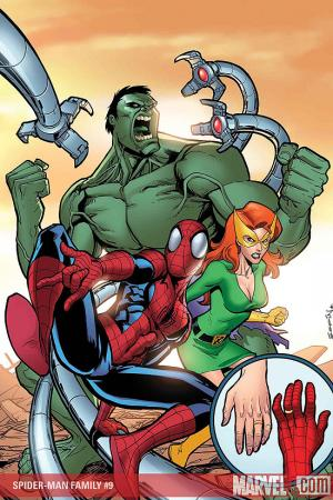Spider-Man Family (2007) #9