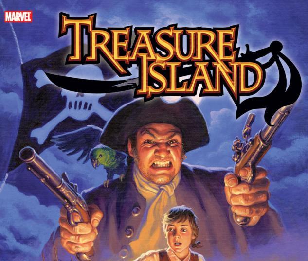 MARVEL ILLUSTRATED: TREASURE ISLAND PREMIERE #0